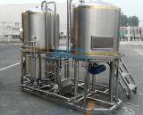 5BBL Pub brasserie de bière en cuivre d'équipement, équipement de brassage de bière artisanale, la bière de décisions de l'IAP Kit (l'ACE-THG-B4)