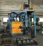 ハンガーのホックのタイプ空気のないショットブラスト機械または中国の製造者のドライクリーニング装置