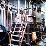 Birra di Homebrew che fa macchina/strumentazione