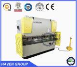 Máquina de dobra da placa de Hydrauliu da série de WC67 K