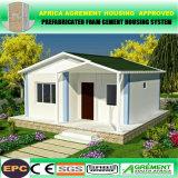 Estructura de acero modulares prefabricados asequible la construcción de móviles / Villa / Casa prefabricados