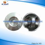 As peças do motor para anel de pistão/Pistão Toyota 1Kd 2Kd Mitsubishi/motor Isuzu/Nissan/Mazda/Suzuki/Honda