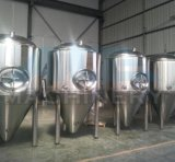 Acero inoxidable con camisa Dimple cerveza de fermentación del tanque (ACE-FJG-2C)