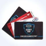 Протектор 2017 кредитной карточки пасспорта алюминиевой фольги RFID преграждая втулку карточки