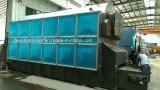 Биомасса топлива, боилер пара угля автоматический упакованный