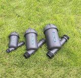 Manual 2 polegadas tela tipo Y do sistema do filtro de irrigação