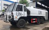 [6إكس6] ماء [تنكر تروك] 10 أطنان مرشّ شاحنة تصدير لأنّ [أون]