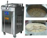 Operación conveniente de la panadería del pan que divide la máquina