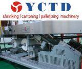 Machine thermique d'emballage en papier rétrécissable de film de rétrécissement pour le yaourt