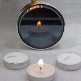 مصنع بالجملة [أونسنتد] بيضاء شمس [تليغت] شمعة
