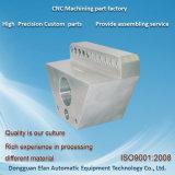 精密CNCの製粉の機械装置の予備品を処理するOEMの発注の工場