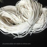 Esponja de silicone de extrusão de fio de Espuma