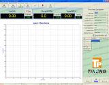 2000kn Test de compression de servo de la machine électrohydraulique