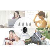 Sistema inteligente de segurança doméstica com sensor de porta / janela e controle remoto inteligente Câmera sem fio Wi-Fi IP