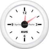 Imperméable populaire 52mm Jauge d'horloge de compteurs d'horloge 12 heures avec rétroéclairage