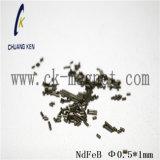 Ck-239 Grado imanes de NdFeB &0,5*1mm