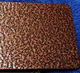 Efecto de piedra de revestimiento de pintura del Metal Decoración (A10T70038+1000003)