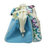 2 Pessoa Piquenique Saco com alças, isolar o saco de piquenique com pega