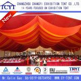 Enorme tienda de la boda del partido al aire libre para eventos y exposiciones