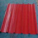 Hx-1020 vitrificou o rolo da folha da telhadura da telha PPGI/PPGL que dá forma à máquina