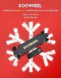 $80.88 sparen Batterij van Samsung van de Verkoop van Kerstmis van Longboard van het Skateboard Koowheel de Afneembare