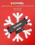 $80,88 Salvar Koowheel Longboard Skate Xmas Venda Samsung bateria removível