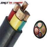11kv銅アルミニウムコンダクターのXLPE/PVC/PEによって絶縁される電源コード