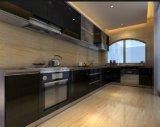 De nieuwe Keukenkast Yb1710605 van het Meubilair van het Huis van het Ontwerp Hoge Glanzende