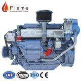 중국 Weichai Deutz 250HP 168kw 고품질을%s 가진 바다 디젤 엔진 Wp6 배 엔진