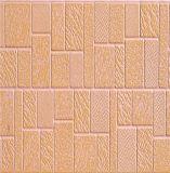 Isolierungs-Dekoration-Wand gebildet von PU Schaumgummi geprägtem metallischem