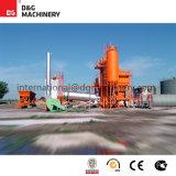 100-123 planta de mistura de tratamento por lotes quente do asfalto do T/H para a construção de estradas