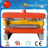 Roofing Strips Cold Roll Forming Machine with PLC Control System