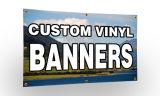 Bannière en maille de vinyle