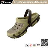 Сад обувь мужчин вне обычных EVA засорить окраска обувь 20287A-1