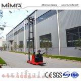 Chinesischer neuer elektrischer Gabelstapler der Reichweite-1500kg
