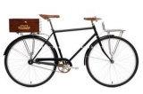 Велосипед деревянные задний ящик для велосипеда бункера на велосипеде