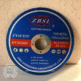 金属180X3X22.2のための切断の車輪