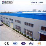 China-hochwertige galvanisierte Stahlkonstruktion-Werkstatt für Fabrik