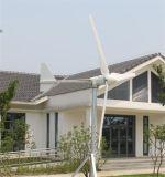 ветрянка оси генератора постоянного магнита ветротурбины 1kw 48V горизонтальная