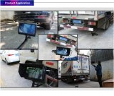 Monitor portátil de DVR de 7 polegadas Exibição em tempo real Hand-Held 1080P HD sob inspeção de veículo Sistema de monitoramento de varredura de câmera de vigilância