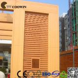 공장 가격 방수 옥외 목제 플라스틱 합성 장식적인 벽면 (TH-10)