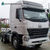 Sinotruk-HOWO 380HP 420HP 6X4 A7 Traktor-Kopf-LKW für Verkauf