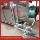 Novo tipo equipamento de secagem técnico de ar quente do túnel da correia do ar quente