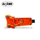 Rock martillo hidráulico rompedor hidráulico para Doosan DX140LC DX180LC DX225LC DX255LC DX300LC DX300lcslr