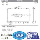 Dpi에 Honda Acura Cl'01-03/Acura Tl'02-03를 위한 알루미늄 방열기: 2431