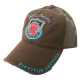 ニースのロゴGj1763の洗浄されたジーンズのお父さんの帽子