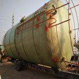 FRP GRP 수압 배 탱크