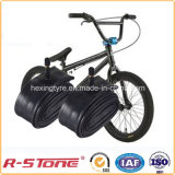 Tubo interno de bicicleta natural de alta qualidade 22X2.125