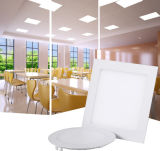 18W slanke aluminium LED Panel Licht voor Huis Ceiling Lighting
