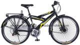 Bicicleta de montanha de aço de Mt26kt621 26inch com pára-choque e portador